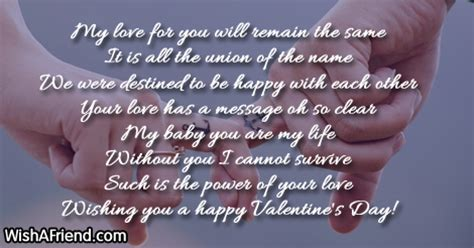 valentines message for a boyfriend my for you will remain s day messages for