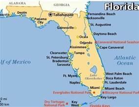 map of florida showing orlando map of florida orlando miami ta key west sarasota