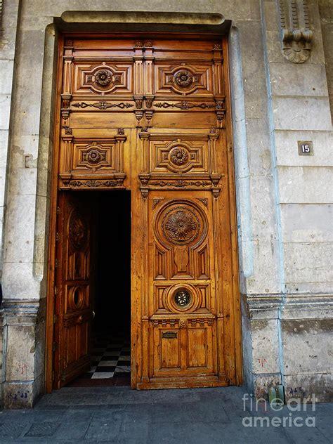 Mexican Door by Mexican Door 12 Photograph By Xueling Zou