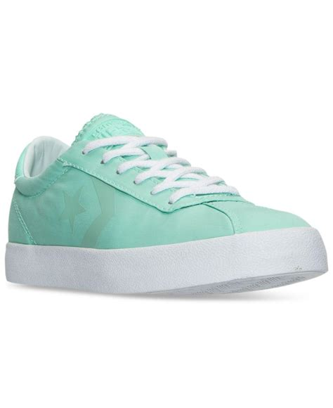 Jaket Convers Line converse s breakpoint casual sneakers from finish line in green lyst