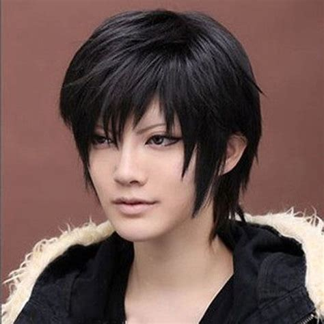 Anime Hairstyles In Real by Best 25 Anime Haircut Ideas On Anime
