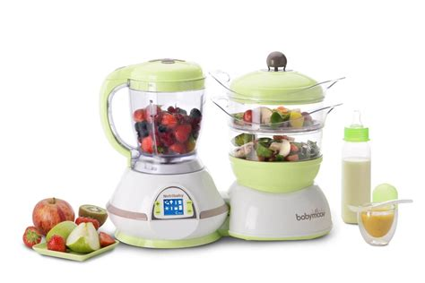 Blender Babymoov best steamer blender for baby food reviews 2017 2018