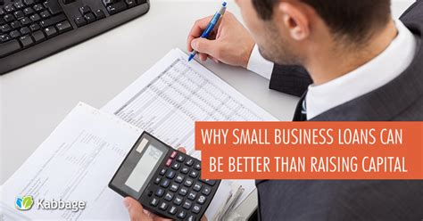 5 to raising capital for your new business idea why small business loans can be better than raising venture capital lenders comlenders