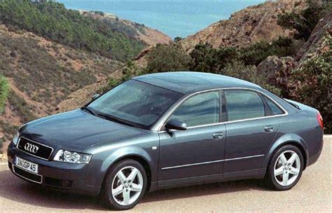 Audi A4b6 by Audi A4 B6 2001 Road Test Road Tests Honest