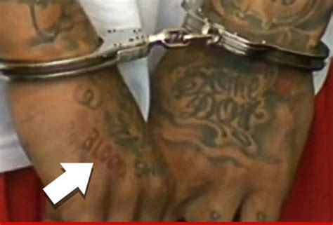 aaron hernandez everything the worst tattoos in nfl
