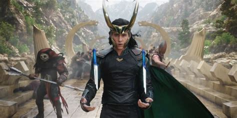 thor ragnarok film loki thor 3 has finished reshoots screen rant