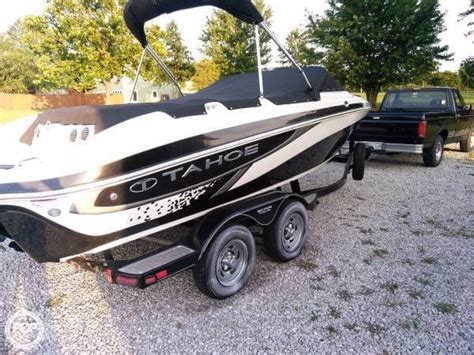 tahoe boats for sale in kansas for sale used 2011 tahoe 21 in gardner kansas boats for