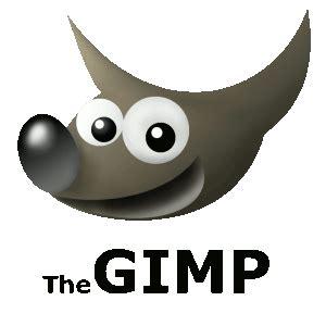 gimp creating logo g ferramentas web web 2 0 e software livre em evt