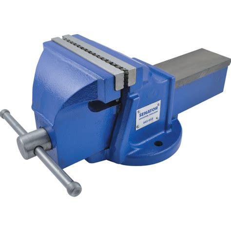 vice bench senator 150mm light duty bench vice cromwell tools soapp