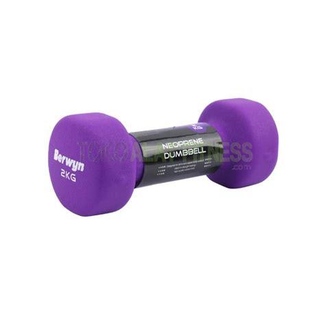 Barbel Kettler 5 Kg berwyn dumbell neoprone 2kg toko alat fitness