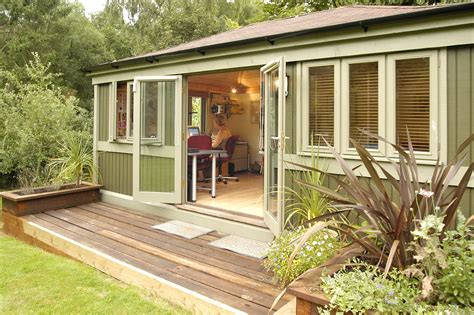 backyard home office garden office homelodge