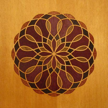 Blagulon Kappan Wood Marquetry Kit Art