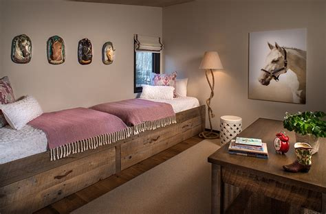 elegant and sophisticated kids bedroom design of the 20 rustic kids bedrooms with creative cozy elegance2014