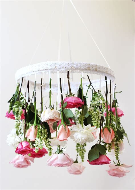 chandelier flowers 13 ideas for a bangin boho inspired 31st birthday