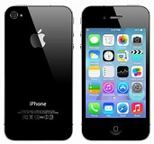 Image result for iPhone 4. Size: 171 x 160. Source: sparepartsonline.in