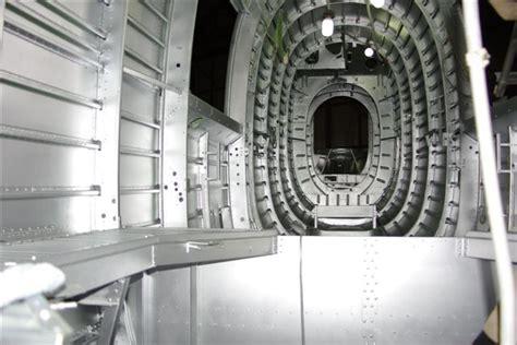 in progress see inside 145213622x inner fuselage progress