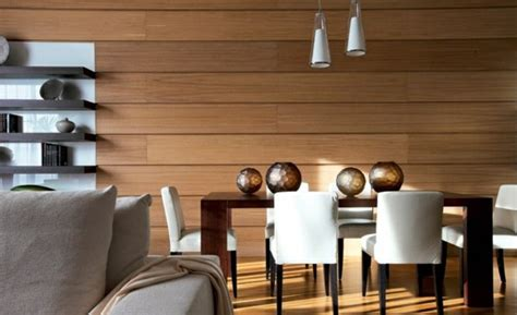 esszimmer wand gestalten wood walls add warmth to your home page 3 of 4
