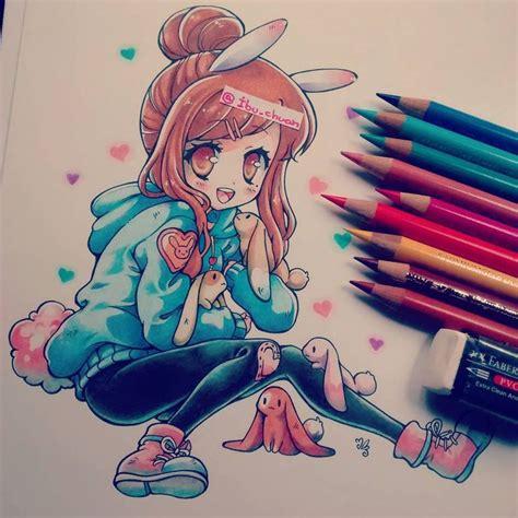 este dibujo es para una de mis mejores amigas anime amino m 225 s de 1000 ideas sobre dibujos de kawaii en pinterest
