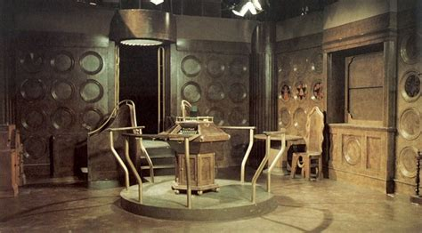 Tardis Console Room by Doctor Who Does The Front Door Of The Tardis Always Open