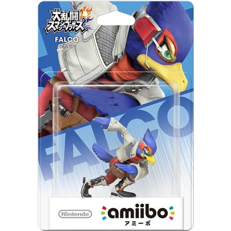 Amiibo Bayonetta Smash Bros Series amiibo smash bros series figure falco