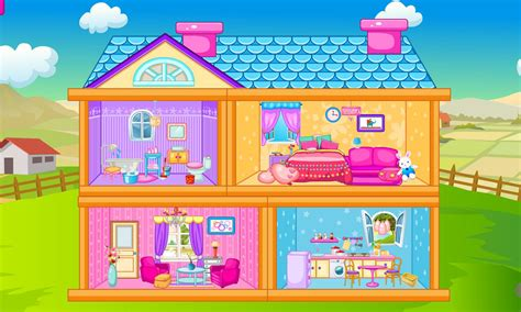 doll house decorating game doll house decoration android apps on google play