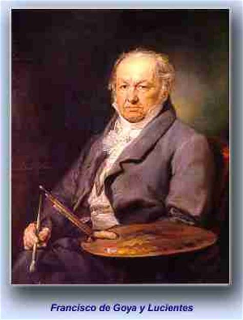 Francisco Goya Biography In Spanish | biography francisco de goya spanish