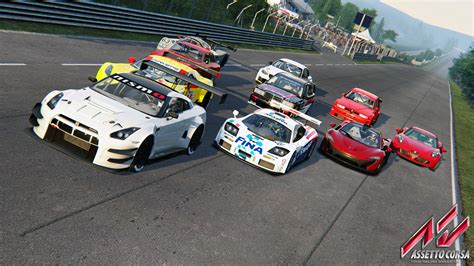 Ps4 Playstation 4 Assetto Corsa Your Gaming Simulator assetto corsa arrives to playstation 4 xbox one on april 22 ps4 will run hd 900p for