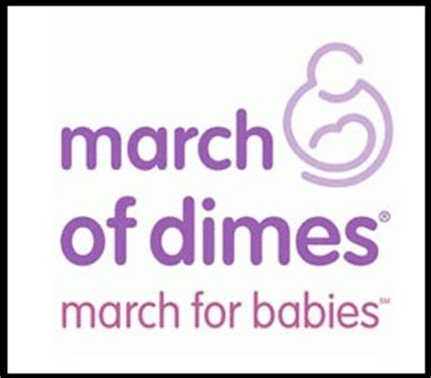 Donation Letter For March Of Dimes Rho Sigma Lambda Chapter
