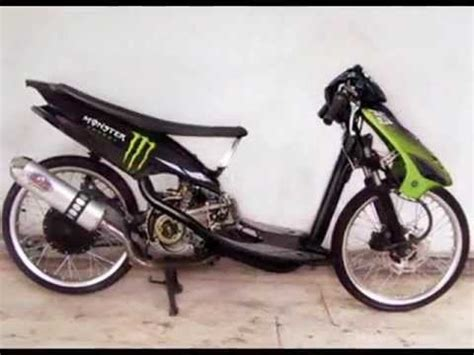 Foto Sepeda Motor Modifikasi by Modifikasi Sepeda Motor