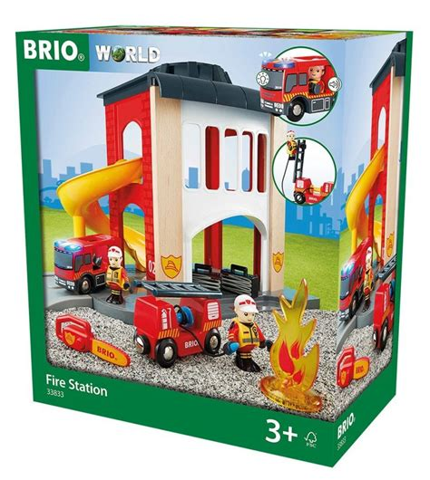 brio fire station brio central fire station holiday gift idea giveaway