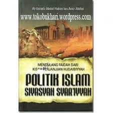 Buku Fiqih Siyasah buku politik islam tokobukhari