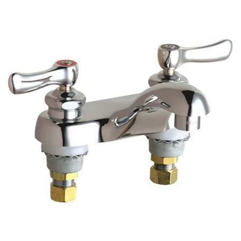 ada compliant bathroom faucets chicago faucets lavatory sink brass 2 holes ada