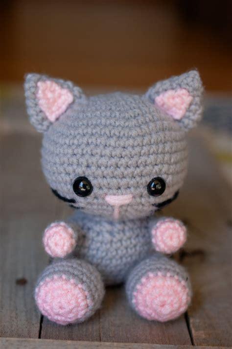 pattern amigurumi cat pattern crochet cat pattern amigurumi cat by