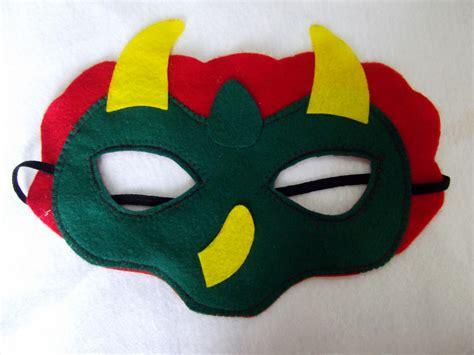Para Do Maskara 01 m 225 scara dinossauro 01 arte mimos e dengos elo7