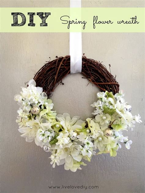 how to make a spring wreath top 10 diy pretty spring wreath ideas top inspired