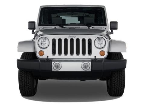 jeep front view image 2008 jeep wrangler 4wd 2 door front exterior