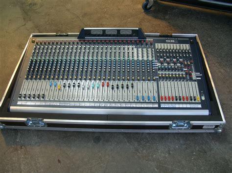 Mixer Gb8 soundcraft gb8 24 image 283806 audiofanzine