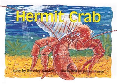 the three hermit crabs books pm yellow hermit crab pm storybooks level 7 215 6