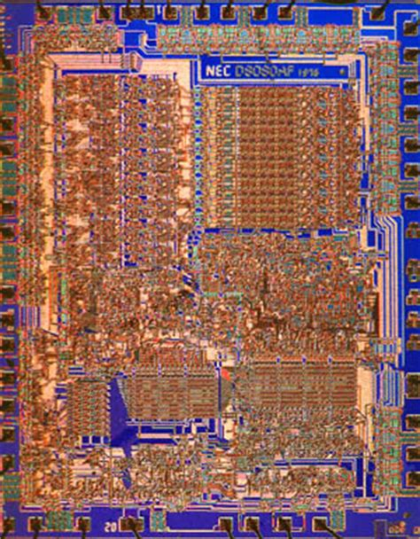 integrated circuit microscope molecular expressions microscopy publications integrated circuits in and the microscope