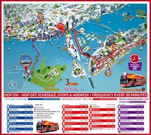 Miami Beach Bus Map by Maps Update 7001118 Miami Tourist Map 17 Toprated