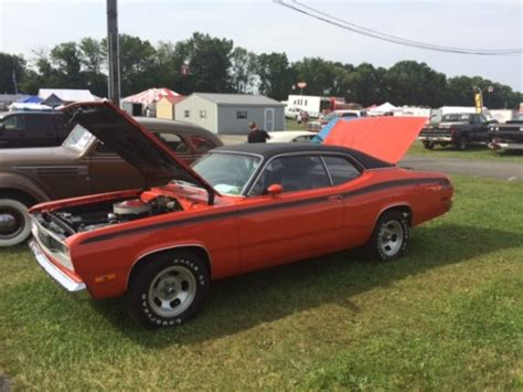 Specialty Car of the Week: 1972 Plymouth Duster 340