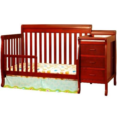 Crib And Mattress Combo Sale Sorelle Providence Crib Toddler Rail Nurzery