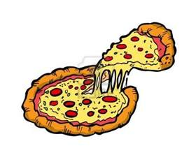 Image result for pizza clip art