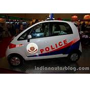 Tata Nano Is Now The Worlds Cheapest Police Car