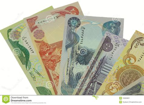Dinar Maxy 6 dinar of iraq stock image image 16060801