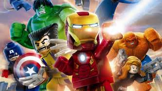 lego marvel super heroes movie 2013 cutscenes cinematics hd