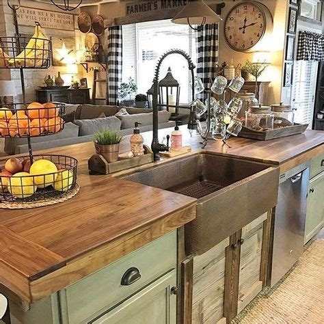 primitive kitchen designs best 25 primitive kitchen ideas on pinterest old