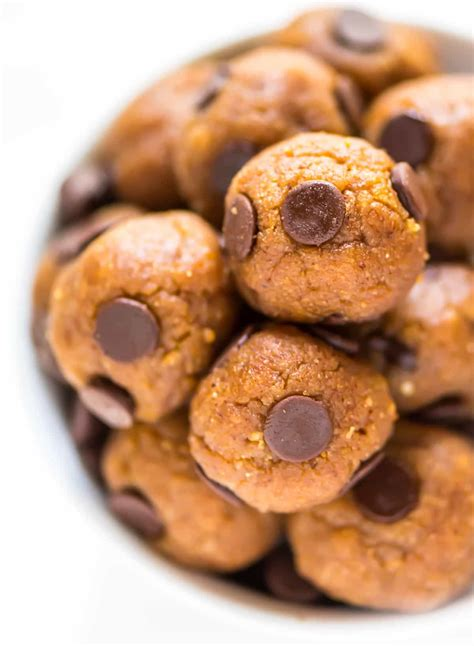 no bake paleo cookie balls 15 healthy protein packed no bake energy bite recipes