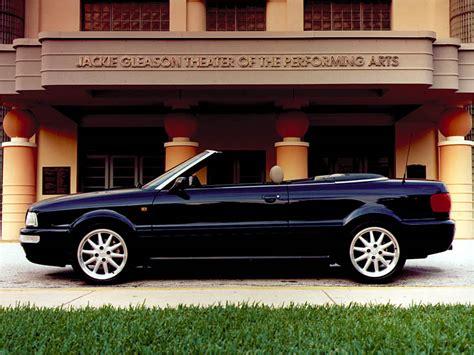Audi Cabriolet Parts by Audi Cabriolet 1 8 5v 1997 Parts Specs