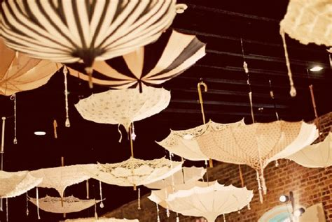unique decorating themes wedding parasols and umbrellas weddings by lilly